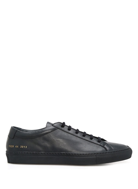 Common Projects Spor Ayakkabı Lacivert